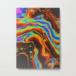 THE ARCHER Metal Print