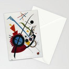 Vasily Kandinsky Violett Stationery Cards