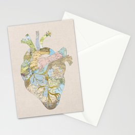 A Traveler's Heart (N.T) Stationery Cards