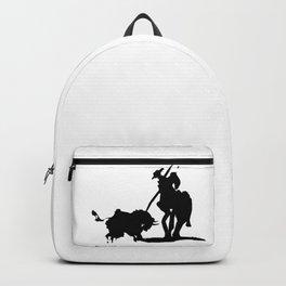 Pablo Picasso Picador 1959 Artwork Shirt, Art Reproduction Backpack