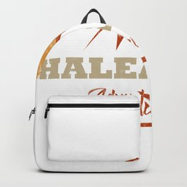 Haleakala Camping  TShirt Adventure Camp Shirt Camper Gift Idea Backpack