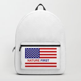 Nature First Backpack