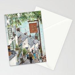 Clovelly, Devon. Stationery Cards