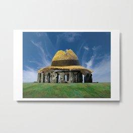 Stonehenge 06 Metal Print