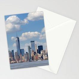 Manhattan New York City Big Apple Stationery Cards