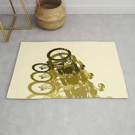 Mountain Bike Rug