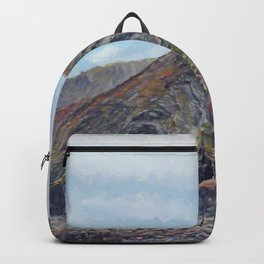 Hartland Quay Cliffs Backpack