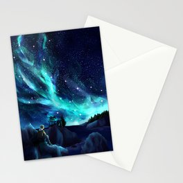 Lost in Space - Lance Stationery Cards