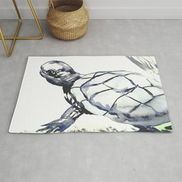 Slow and Steady Rug