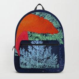 Midnight Moon Bear - Technicolour Safari, Polar bear Backpack