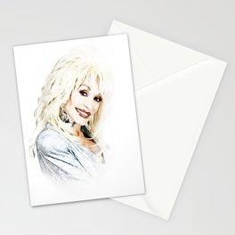 Dolly Parton - Pop Art Stationery Cards