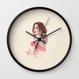 Kathryn Bernardo Wall Clock