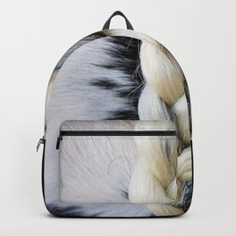Equine Braid Backpack