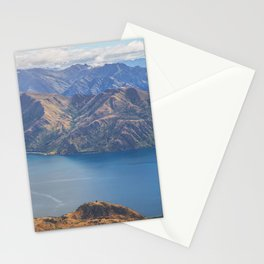 Roys Peak Lookout 1 Stationery Cards