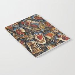 Tarot cards Notebook