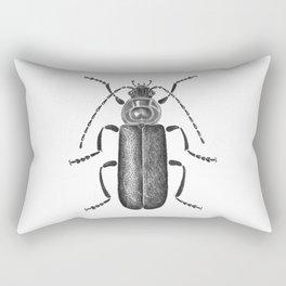 Beetle 19 Rectangular Pillow