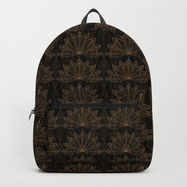 Yoga Pattern | Yoga Namaste Health Meditation Yogi Backpack