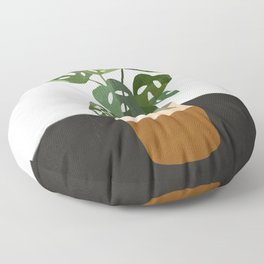 Plant 11 Floor Pillow