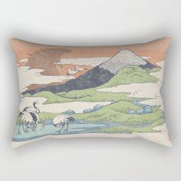 Godzilla Atom Rectangular Pillow