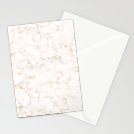 Marble & Gold Stationery Cards