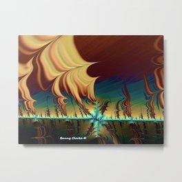 Migration Season Metal Print