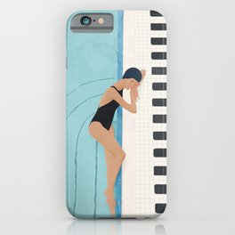 Pool iPhone Case