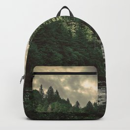 Pacific Northwest River - Nature Photography Backpack