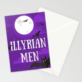 Illyrian Men - Rhys, Cassian, Azriel Stationery Cards