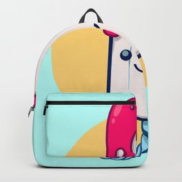 Happy Pain Backpack