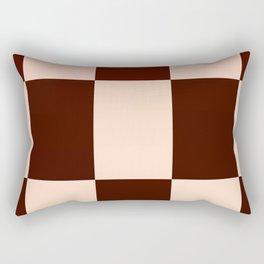 JPEG Compression Quads 2 Rectangular Pillow