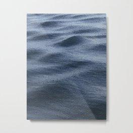 Ocean Shivers 2 Metal Print