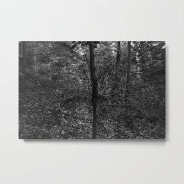 VValk in the VVoods Metal Print
