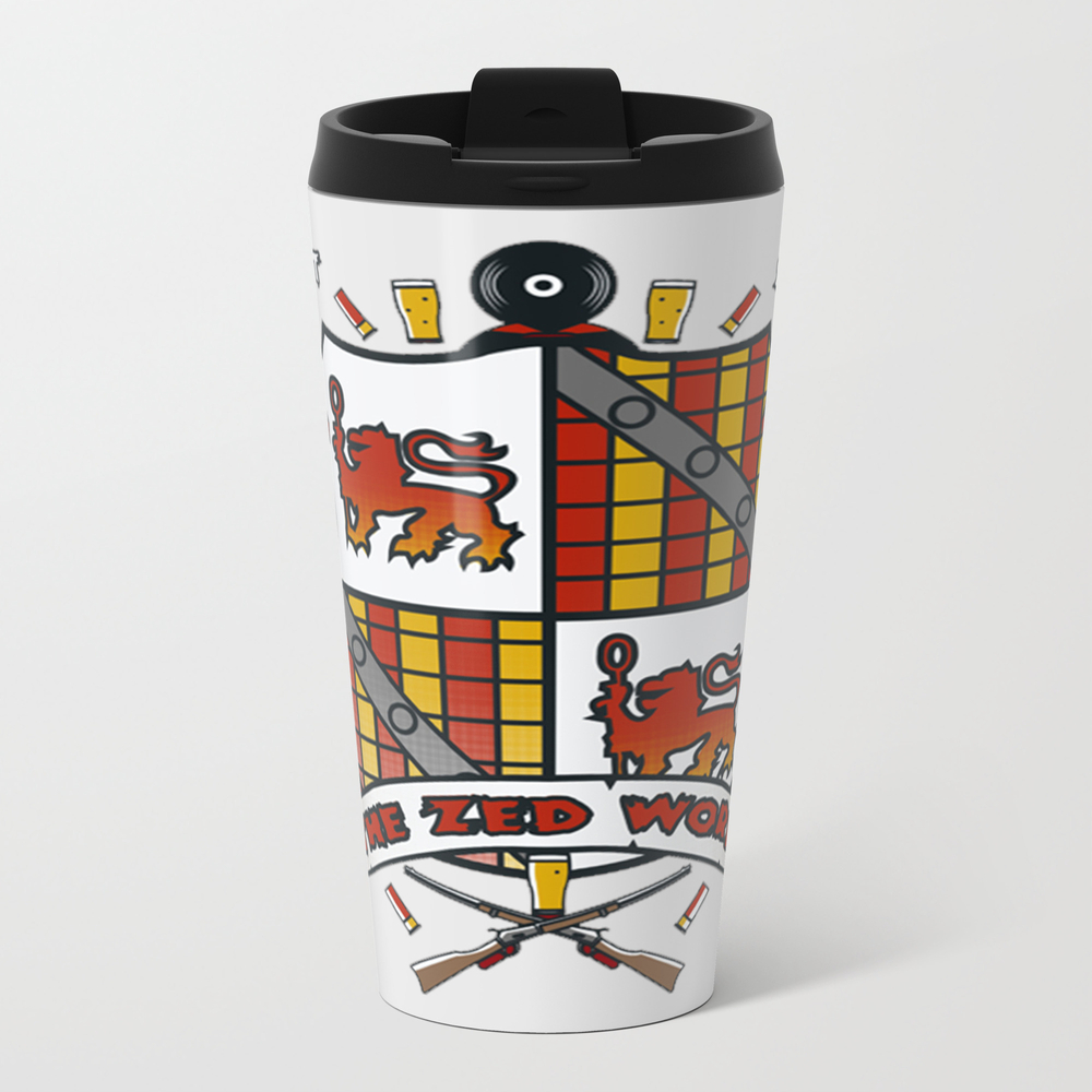 The Zed Word. Travel Cup TRM7566345