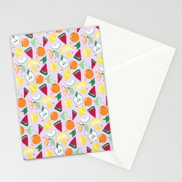 Fruit Punch Stationery Cards