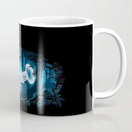 Jellyfish Woods Coffee Mug