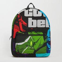 Cowboy Bebop GTA Collage Backpack