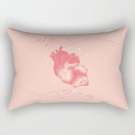 Okay - Illustration Rectangular Pillow