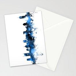 Nashville Tennessee Skyline Stationery Cards