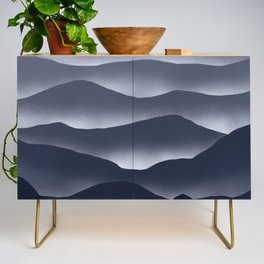 Blue Ridge Mountains Credenza