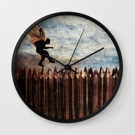 The Next Step Wall Clock
