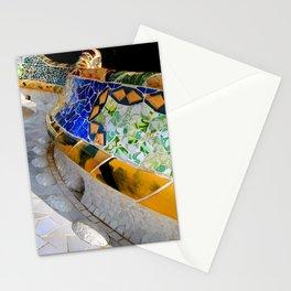 Gaudi Series - Parc Güell No. 1 Stationery Cards