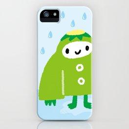 "Japanese legends ""Kappa"" iPhone Case"