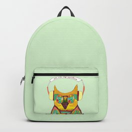 The Owl rustic song Backpack
