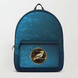 Mechanical Bird ( Steampunk ) Backpack