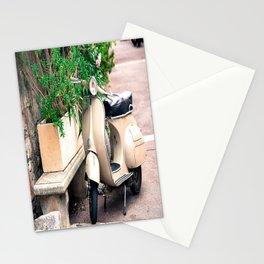 Cannes Vespa Stationery Cards