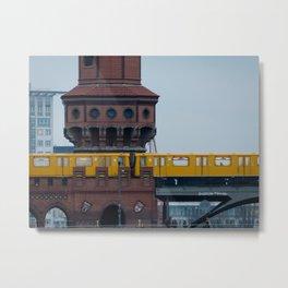 Colourful Berlin Metal Print