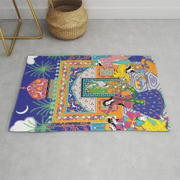 The Guesthouse Rug