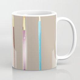 Paint brushes  Coffee Mug