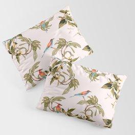 Birds in habitat Pillow Sham