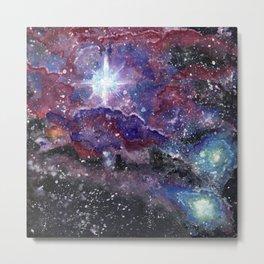 Sagittarious Nebula Metal Print